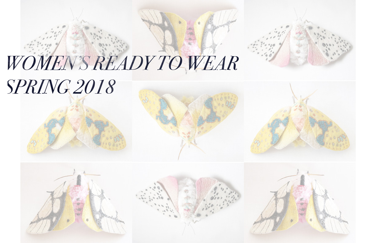 Women's Spring 2018 Ready To Wear